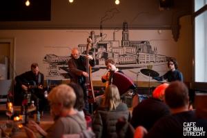 Jazzbende door Janneke Tol Photography