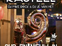 Early Birds 'New Years Eve: Formeel in het Kasteel' uitverkocht